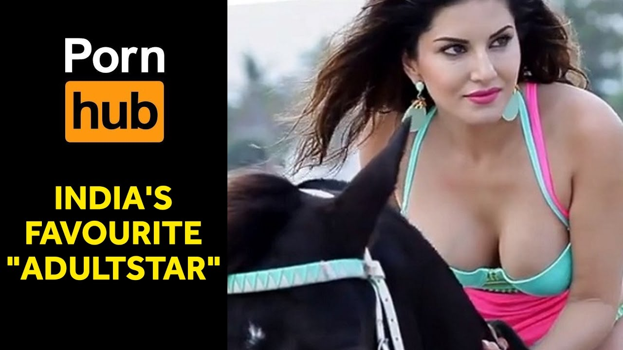 Sunny Leone Is Still Indias Favourite Adultstar Pornhub Year In Review 2016