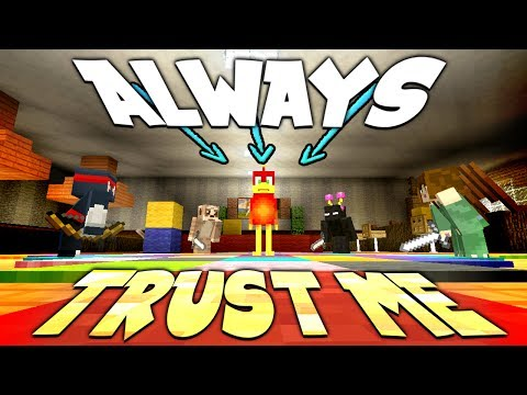 ALWAYS TRUST ME !! - ( Despicable Me 3 ) Minecraft Murder Mystery