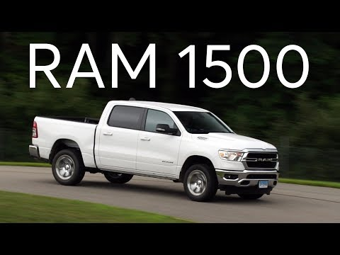2019 RAM 1500 Quick Drive | Consumer Reports