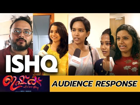 Ishq Review | Shane Nigam | An Sheethal | Anurag Manohar |