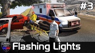 Flashing Lights PL [#3] Był WYPADEK!