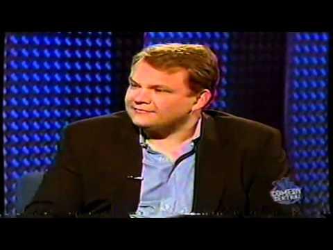 Jiminy Glick Interviews Andy Richter