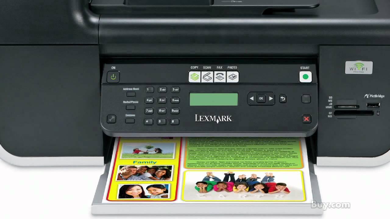 Drivers: Lexmark X6650 Printer