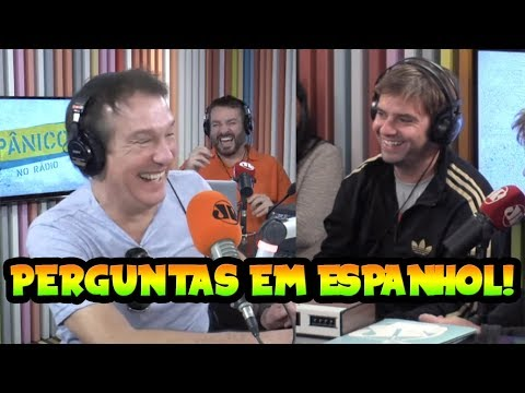 ZUKERMAN E FÁBIO RABIN FIZERAM TODO MUNDO RIR! | Pânico Especiais - EP. 136