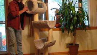 Diy 110 - Cat Tree - Tower - Climber