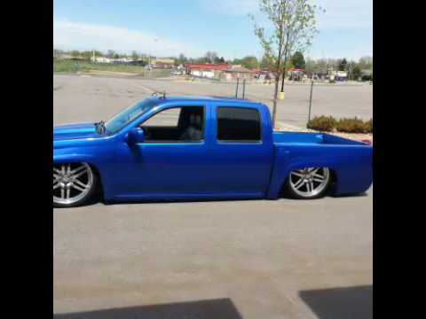 poncho8012 bagged and bodied 4 door Colorado in colorado & poncho8012 bagged and bodied 4 door Colorado in colorado - YouTube