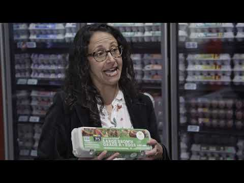 Whole Foods Market Store Tour: Eggs Department thumb