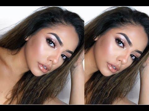 Maquillaje Bronzeado Y Luminoso (Glowly & Dewy) | Andrea Roman