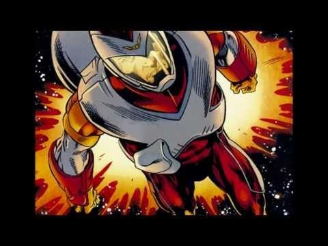 (DC Comics) Adam Strange tribute