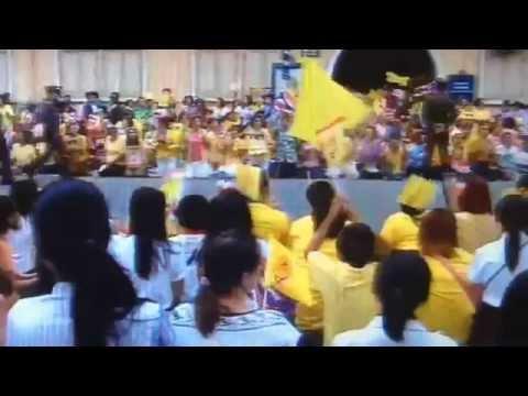 รับส่งเสด็จในหลวง พระราชินี 15 กันยายน 2557 อาจารย์โช