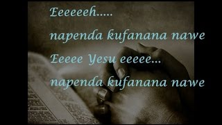 Swahili Worship Song Napenda kufanana nawe