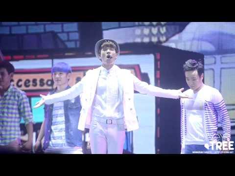 130818 OGS in HongKong : infinite woohyun solo - beautiful♥
