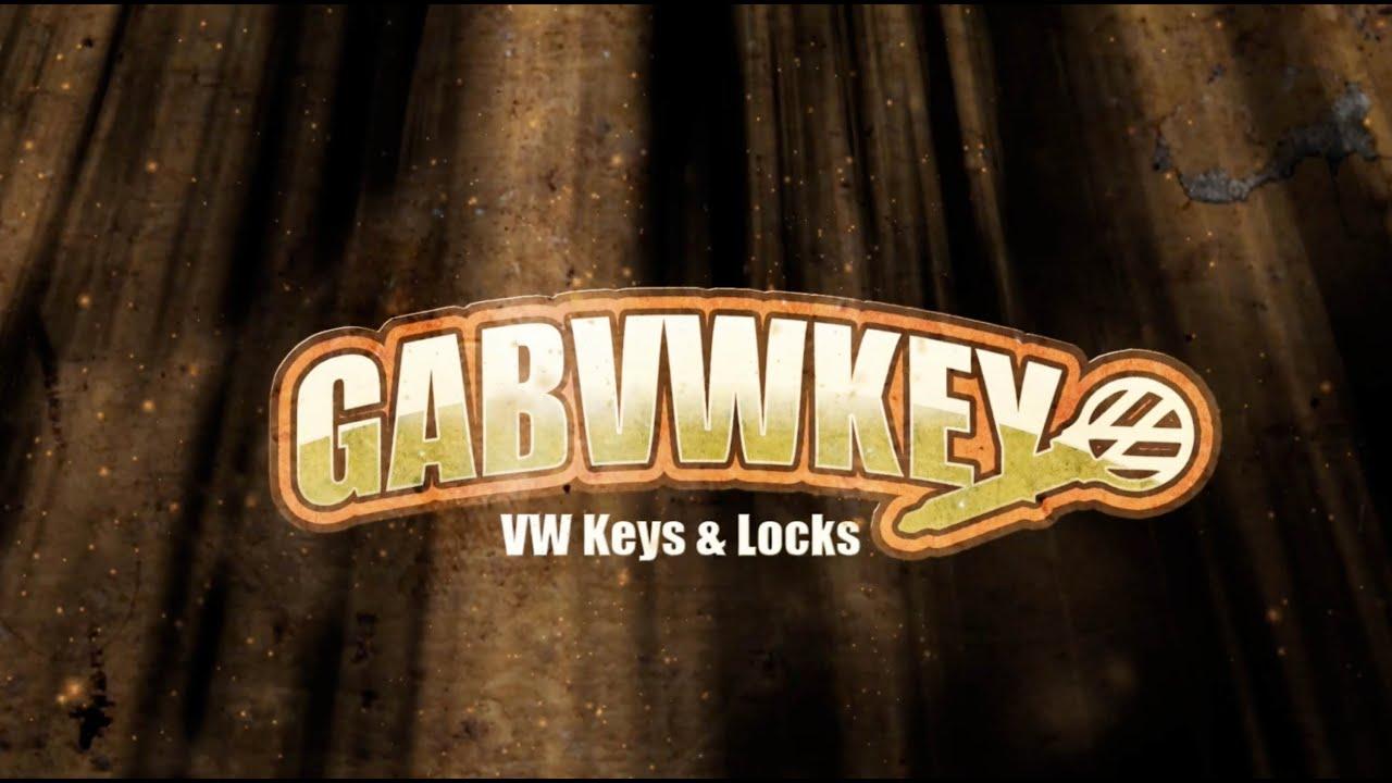 Vwtrends Unlock Your Problems Gabvwkeycom Vw Locksmith Youtube 1972 Bus Ignintion Switch Wiring