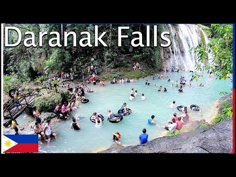 Daranak Falls - Tanay Rizal