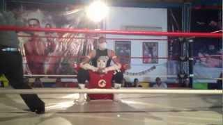 Ninja Jr Vs. Viernes 13 Duelo de Mascaras (II)