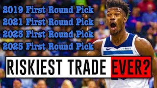 Why This Potential Jimmy Butler Trade May Be The Riskiest Trade EVER
