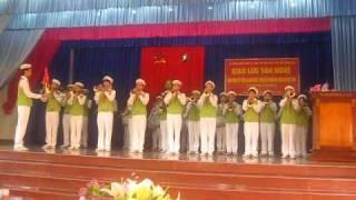 Đoàn Giải PhÓng Quân - BáC Đang cÙng chÚng cháU hành qUân - NTN Đồng Nai