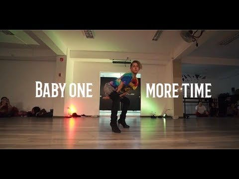 Baby One More Time - Britney Spears l Choreography by Guillermo Alcázar