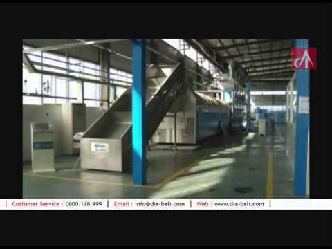 IMAGE mesin laundry equipment-tunnel system-washer-dryer-chest flatwork iroenr by Duta Indah Abadi