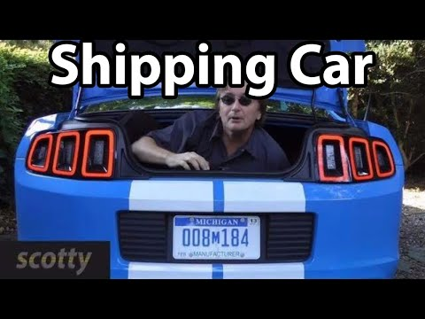 How To Ship A Car Correctly