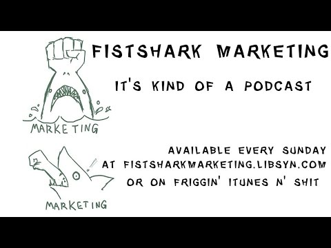 FistShark Marketing Ep.1 - Dean Cain The Dog Walker