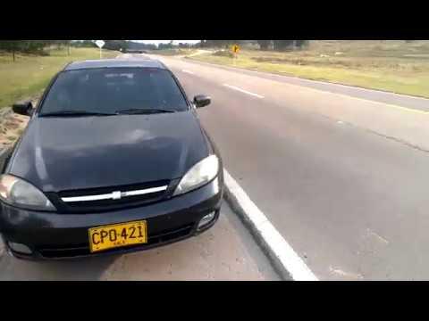 Que Tan Rápido Es Un Chevrolet Optra 2007?