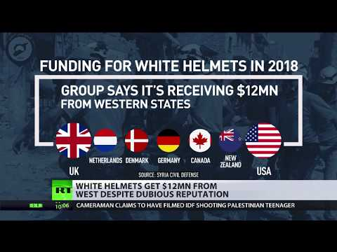 White Helmets get $12m from West despite dubious reputation