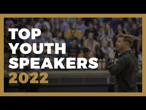 Top Youth Speakers of 2018