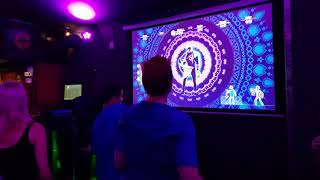 just dance 2018   dharma   headhunterz kshmr full gameplay 4k   gamescom 2017
