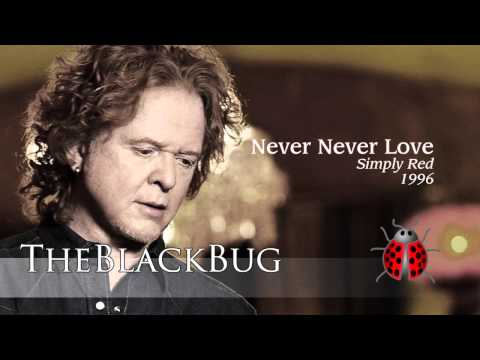 Never Never Love - Simply Red - 1996 mp3