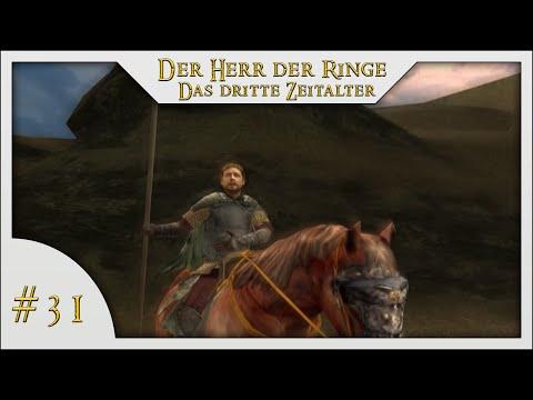 Herr der Ringe Das dritte Zeitalter #31 - Auf nach Helms Klamm ~ [Let's Play   PCSX2]