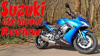 Suzuki GSX-S1000F Review!(Time to take the Suzuki GSX-S1000F out for a spin! Many thanks to Haslemere Motorcycles https://www.facebook.com/haslemere.motorcycles ..., 2016-03-28T18:34:30.000Z)