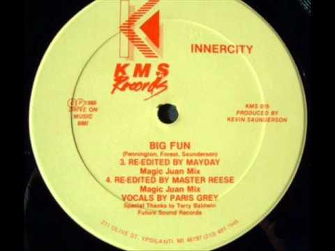 Inner City - Big Fun (Derrick May Kick The Pump Mix)