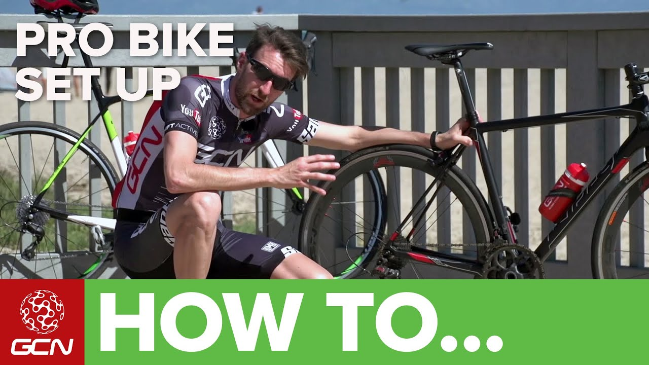 Bike Fit – How To Set Up Your Bike Like A Pro. Global Cycling Network 8c2f18c4d