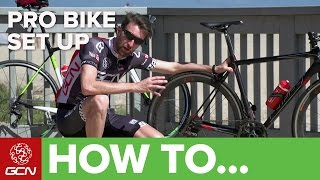Bike Fit – How To Set Up Your Bike Like A Pro