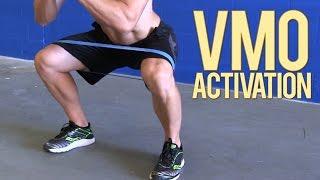 VMO Activation Exercises - How to Train your Vastus Medialis Oblique or tear drop