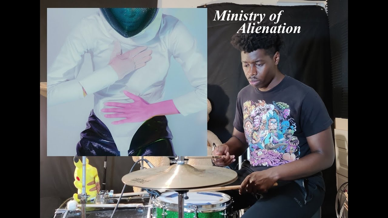 Download Unknown Mortal Orchestra - Ministry of Alienation (Drum Cover)   Psychedelic Rock from Ruban Nielson
