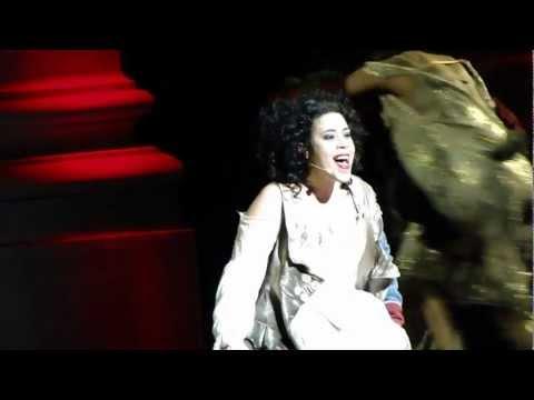 DERNIERE/1789, les amants de la Bastille - La nuit m'appelle (intégrale) - Nathalia - 13/01/2013
