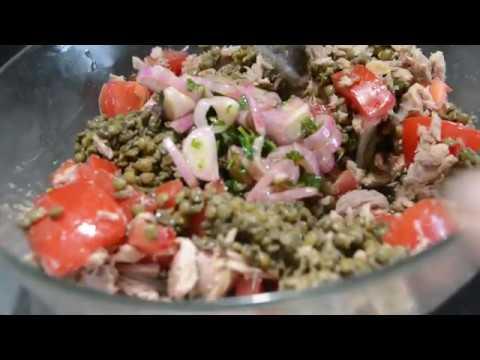 salade-lentilles-thon-recette-au-cookeo