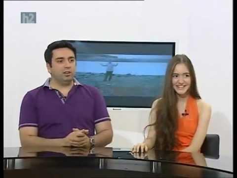 Dalita In H2 TV (Akord TV Program)