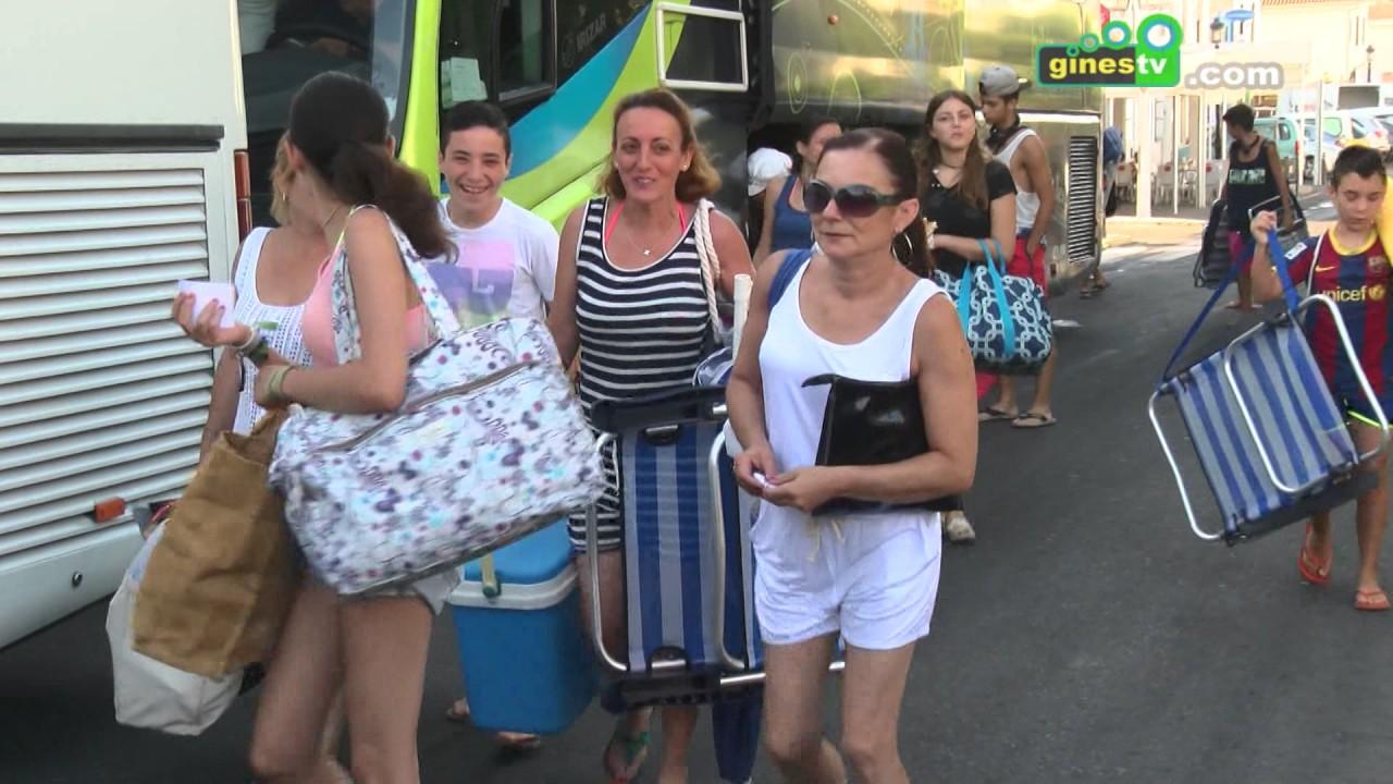 """""""Los jueves al sol"""" acerca las costas de Cádiz y Huelva a toda la ciudadanía durante julio y agosto"""
