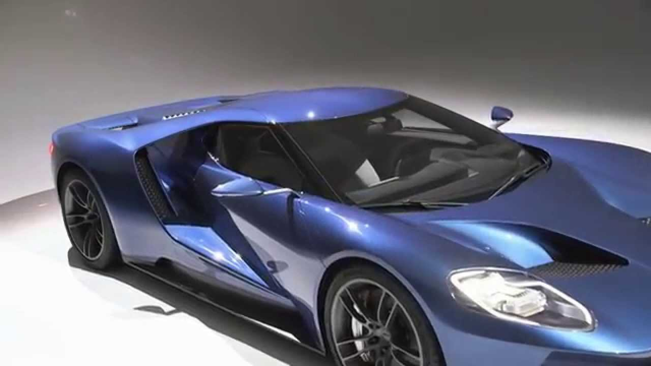 & 2017 Ford GT - New 600 Horsepower Supercar! - YouTube markmcfarlin.com