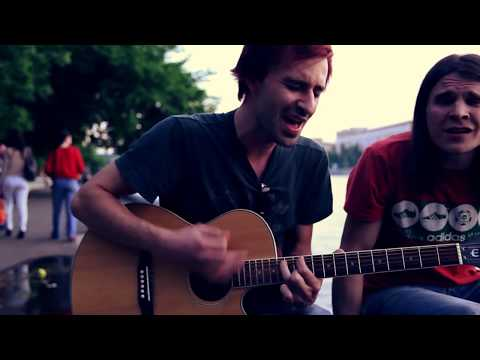 Мои ракеты вверх  – Passing On A Bicycle By A Green Fence | Fairlane Acoustic (2011)