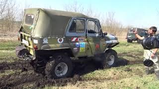 Глушитель порадовал ))) off-road 4x4