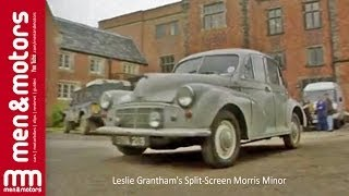 Leslie Grantham's Split-Screen Morris Minor
