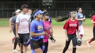 "Jelly Felix ""No Days Off"" Softball Fielding Clinic 7-9-18"