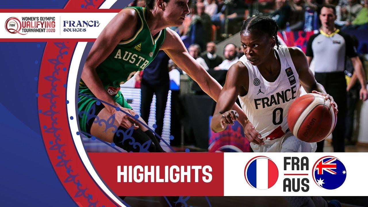 France v Australia - Highlights