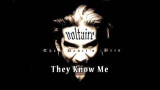 Watch Voltaire They Know Me video