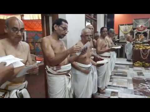 21 Apr 2018 Daya Sathakam Swami Desikan Stotra Recitation