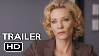 Truth Official Trailer #1 (2015) Cate Blanchett, Robert Redford Drama Movie HD